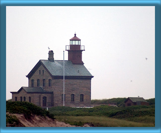 Block Island North Lighthouse - 2006