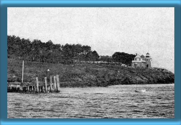 Gould Island Lighthouse 1902