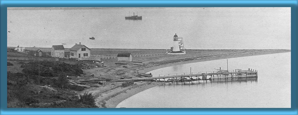 Prudence Island Lighthouse 1914