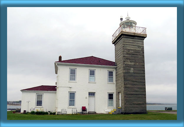 Watch Hill Lighthouse Tower