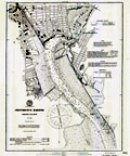 Providence Harbor Nautical Chart - 1897