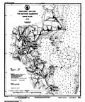 Wickford Harbor Nautical Chart - 1916
